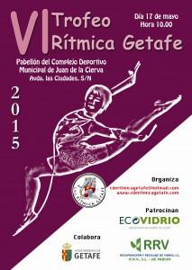 Cartel Ritmica 2015